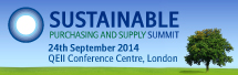 Sustainable Purchasing and Supply Summit logo