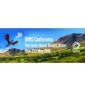 IRMS 2019 Twitter rev web
